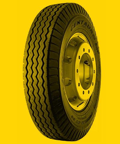 Foto de um pneu para Trajeto Urbano com Alta Severidade.